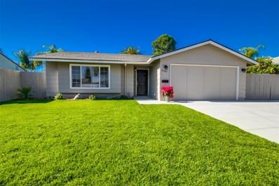 10302 Woodpark Drive, Santee, CA 92071 - MLS#: 170061907