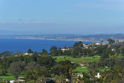 1006 Muirlands Drive, La Jolla, CA 92037 - MLS#: 170061996