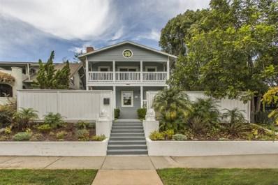 340 A Avenue, Coronado, CA 92118 - MLS#: 170062120