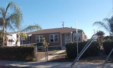 5501 Potomac Street, San Diego, CA 92139 - MLS#: 170062199