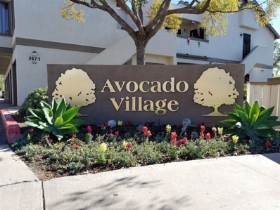 3641 Avocado Village Ct UNIT 145, La Mesa, CA 91941 - MLS#: 170062378