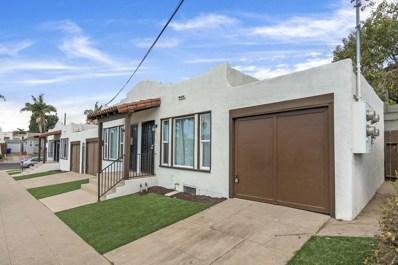 2502 Wightman St, San Diego, CA 92104 - MLS#: 170062396