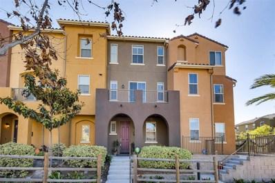 1884 Aquamarine Court UNIT 5, Chula Vista, CA 91913 - MLS#: 170062434