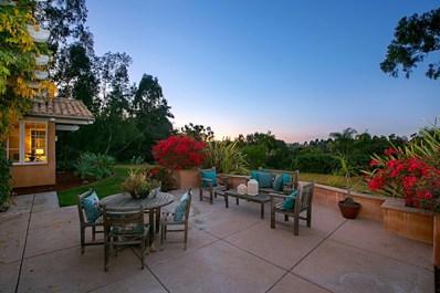 6161 Paseo Valencia, Rancho Santa Fe, CA 92067 - MLS#: 170062538