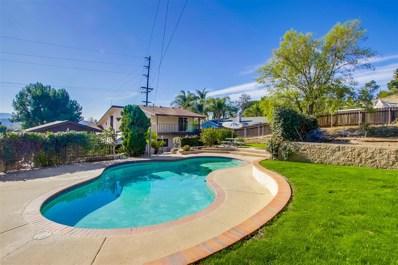 1202 El Rey Ave, El Cajon, CA 92021 - MLS#: 170062610