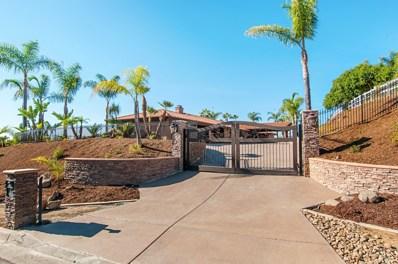 10844 Quail Canyon Road, El Cajon, CA 92021 - MLS#: 170062714