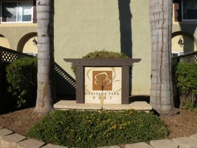 6750 Beadnell Way UNIT 51, San Diego, CA 92117 - MLS#: 170062766