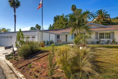 2375 Woodacre Drive, Oceanside, CA 92056 - MLS#: 170062912