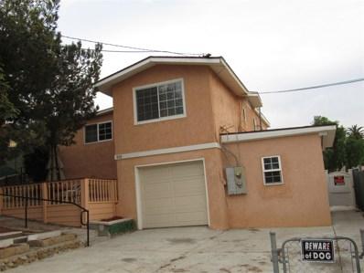 920 Melrose St, National City, CA 91950 - MLS#: 170062928