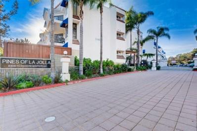 8338 Regents UNIT 1Q, San Diego, CA 92122 - MLS#: 170062974