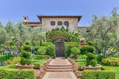 18462 Calle La Serra, Rancho Santa Fe, CA 92091 - MLS#: 170062981