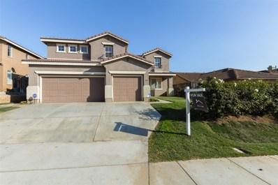 544 Crestwood Dr, Oceanside, CA 92058 - MLS#: 170063016