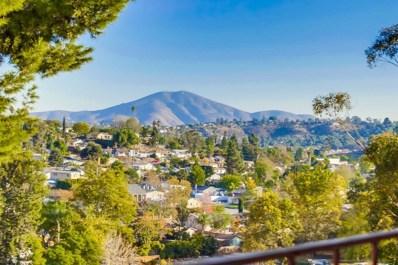 4210 Bancroft Dr, La Mesa, CA 91941 - MLS#: 170063061