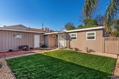 8130 Stadler St, La Mesa, CA 91942 - MLS#: 170063064