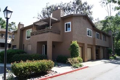 7341 Park View Court UNIT 155, Santee, CA 92071 - MLS#: 170063158