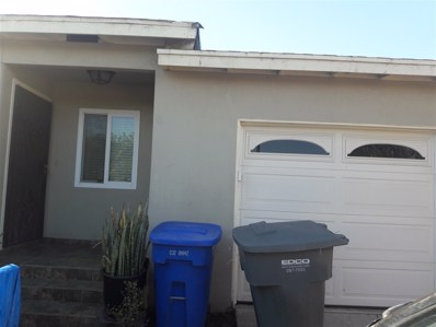1214 Delaware St, Imperial Beach, CA 91932 - MLS#: 170063177