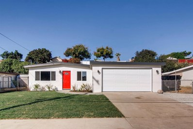 315 E Naples St, Chula Vista, CA 91911 - MLS#: 170063224