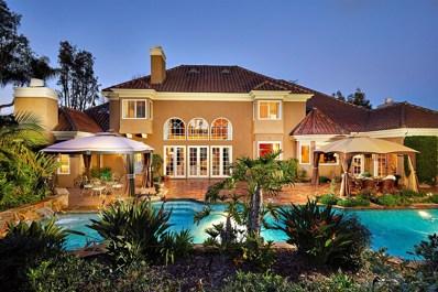 17221 Calle Serena, Rancho Santa Fe, CA 92067 - MLS#: 170063289