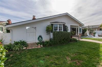 435 E 10Th Ave, Escondido, CA 92025 - MLS#: 170063402