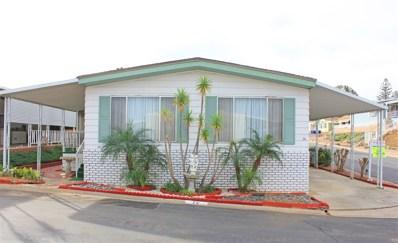 1175 La Moree Rd UNIT 74, San Marcos, CA 92078 - MLS#: 180000237