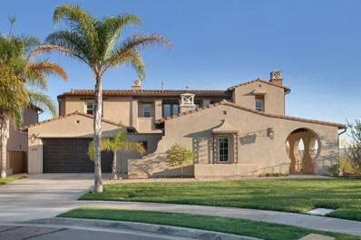 2790 Shadow Crest, Chula Vista, CA 91915 - MLS#: 180000252