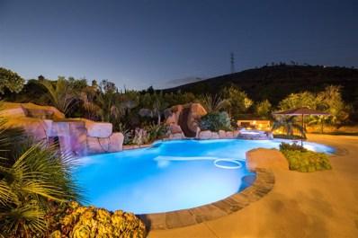 7976 Camino De La Dora, Rancho Santa Fe, CA 92067 - MLS#: 180000271