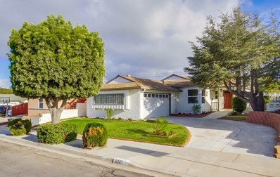 6861 Birchwood St, San Diego, CA 92120 - MLS#: 180000302