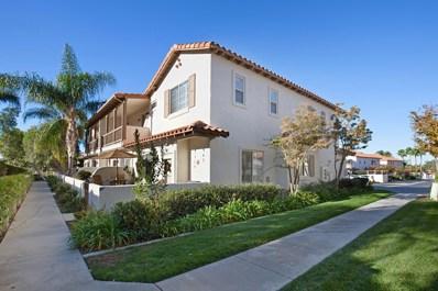 1477 Rancho Rose Way UNIT 46, Oceanside, CA 92057 - MLS#: 180000407
