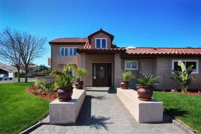 3934 Via Valle Verde, Rancho Santa Fe, CA 92091 - MLS#: 180000468