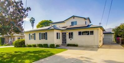 3560 Niblick Dr, La Mesa, CA 91941 - MLS#: 180000498