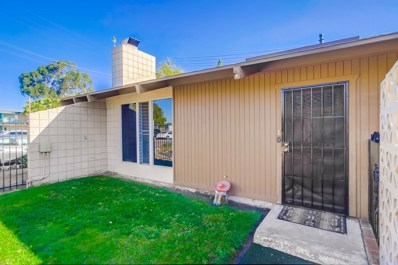 1275 Oakdale Avenue UNIT A, El Cajon, CA 92021 - MLS#: 180000601