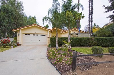 24812 El Nora, Ramona, CA 92065 - MLS#: 180000621