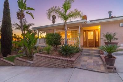 9230 Tropico Drive, La Mesa, CA 91941 - MLS#: 180000624