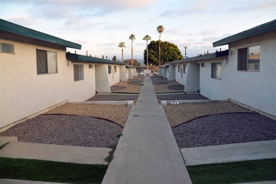 475 Blackshaw Lane UNIT 7G, San Ysidro, CA 92173 - MLS#: 180000632