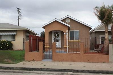 3535 47th Street, San Diego, CA 92105 - MLS#: 180000714