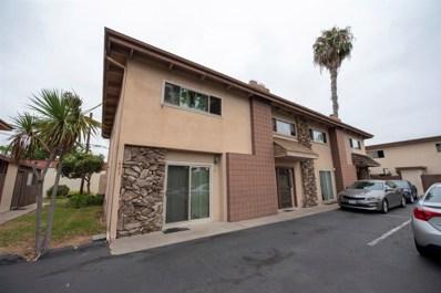 409 Woodlawn Avenue UNIT B, Chula Vista, CA 91910 - MLS#: 180000924