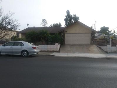 5505 Churchward St, San Diego, CA 92114 - MLS#: 180000949