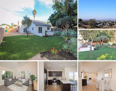 4063 Johnson Drive, Oceanside, CA 92056 - MLS#: 180001090