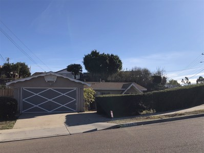 1503 Tarleton St, Spring Valley, CA 91977 - MLS#: 180001109