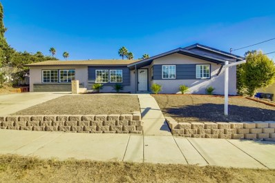 1137 Purdy St, Spring Valley, CA 91977 - MLS#: 180001219
