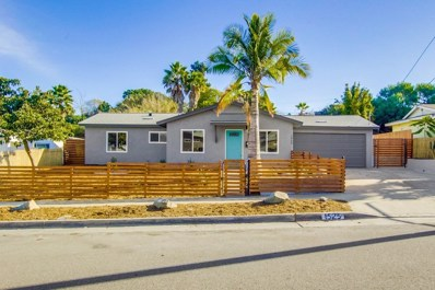 1525 Enfield St, Spring Valley, CA 91977 - MLS#: 180001252