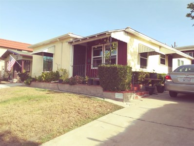4433-39 35th Street, San Diego, CA 92116 - MLS#: 180001326