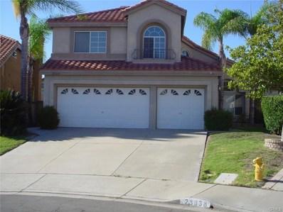 23838 Peach Blossom Court, Murrieta, CA 92562 - MLS#: 180001356