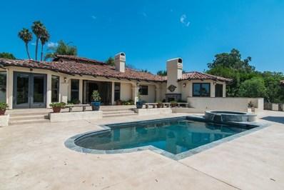 16655 Via Lago Azul Lot 100, Rancho Santa Fe, CA 92067 - MLS#: 180001391