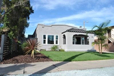 4110 Monroe Ave, San Diego, CA 92116 - MLS#: 180001401