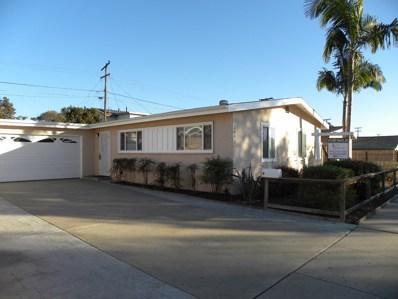 3641 Atlas Street, San Diego, CA 92111 - MLS#: 180001434