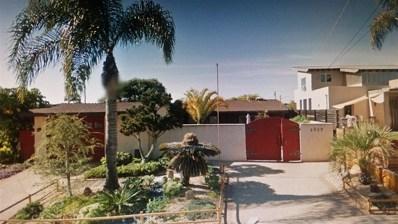2220 Cecelia Ter, San Diego, CA 92110 - MLS#: 180001500