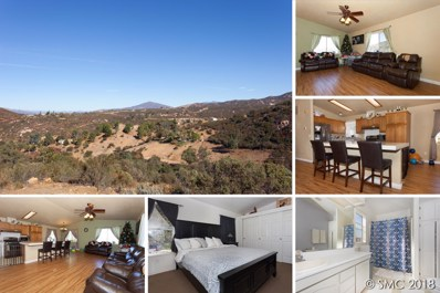 4361 Emily Dr, Jamul, CA 91935 - MLS#: 180001535