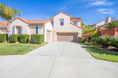 577 Chesterfield Circle, San Marcos, CA 92069 - MLS#: 180001551