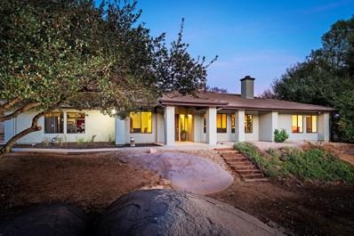16899 Whispering Oaks Ln, Ramona, CA 92065 - MLS#: 180001576